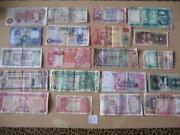 Lot Banknotes