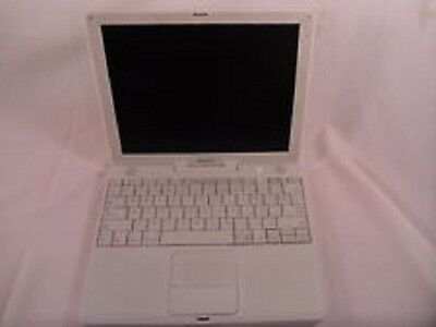 "Four Apple iBook G4 12.1"" 1.33Ghz 2005 Model."