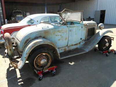 1931 Ford Roadster Original Parts And Accessories For Sale