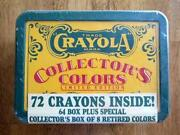 Crayola Collectors Colors