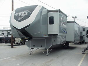 OpenRange 378RLS 5th Wheel