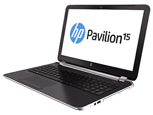 HP Pavilion gaming laptop 8GB RAM 750GB AMD Quad-Core A10-4655M