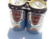 Harley Davidson Beer Cans