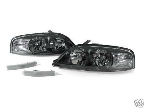 2000 Lincoln Ls Headlights Ebay