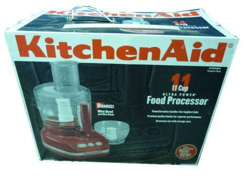 Kitchenaid Kfp600 Food Processors Ebay