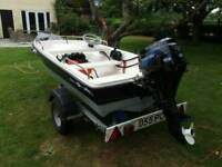 Dory type boat for sale