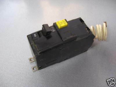Sq D Circuit Breaker Bolt 30a 240v Qob Gfi Test