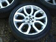 Range Rover Wheels and Tyres 20