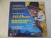 Nightmare on Elm Street Laserdisc