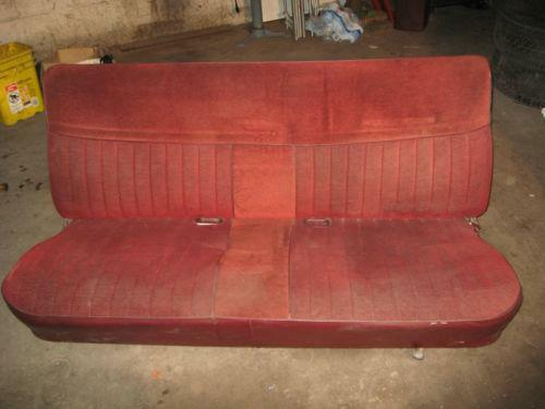 Used Chevy Truck Seats Ebay