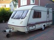 Elddis Touring Caravan