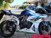 2008 Honda CBR 600RR Fairings