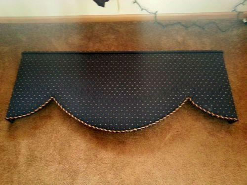 Cornice Board Window Treatments Amp Hardware Ebay