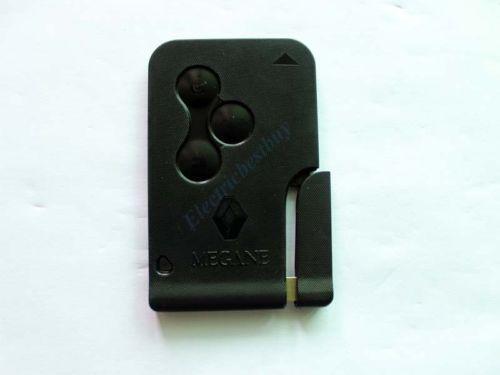 renault megane key card case ebay. Black Bedroom Furniture Sets. Home Design Ideas