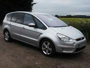 Ford S-max Auto Diesel