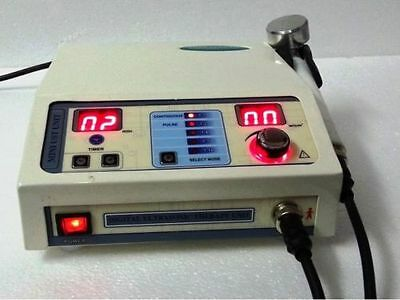 Physiotherapy Ultrasound Therapy Pain Relief Unit 1 Mhz Electrotherapy G5rco2