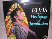 Elvis His Songs of Inspiration