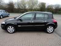 Renault megane 1.6 2005 tax moted 800ono