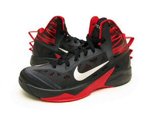EUC Nike Zoom Hyperfuse 2013 Basketball/Casual High Top Shoes