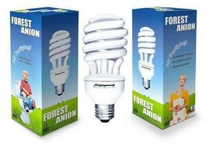Anion Negative Ion Air Purifying Light Bulbs