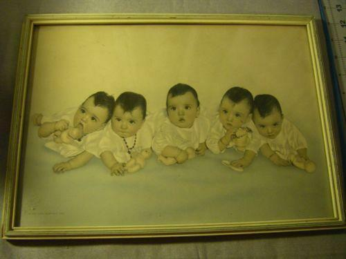 Dionne Quintuplets Picture Collectibles Ebay