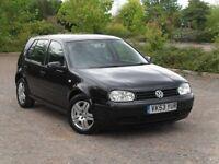 2003 Volkswagen Golf TDI LOW KMS