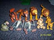 Lion King Figures Lot