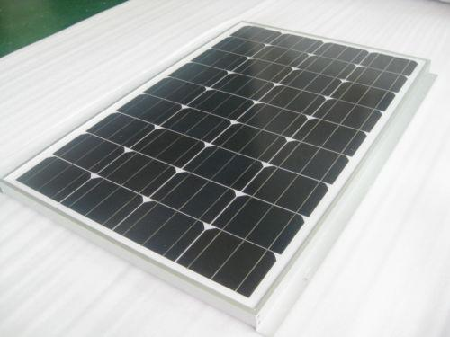 140 Watt 12 Volt Solar Panel Ebay