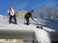 Roof Snowremoval
