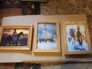 Set of 3 Frames