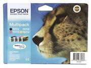 Epson T0715 Multipack Ink Cartridges
