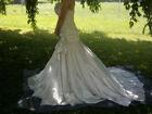 8 Women's Size Ball Gowns Wedding Dresses