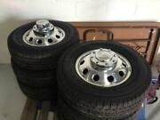 Alcoa Dually Wheels