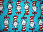 Cat in The Hat Fabric