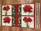 Wilmington Holiday/Christmas Craft Fabric Panels