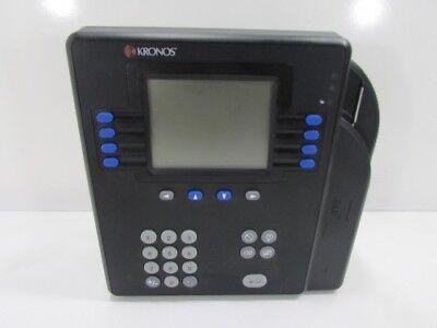 Kronos 4500 Digital Badge Time Clock 8602800-501