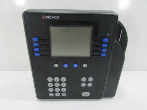 Kronos 4500 Digital Badge Time Clock 8602800-501