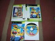 Simpsons Hit and Run Xbox