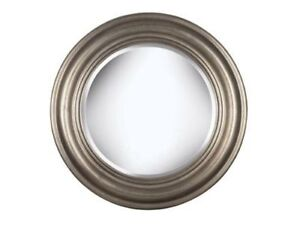 Kenroy Home Nob Hill Wall Mirror with Antique Silver Finish, 32-