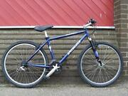 Mens Mountain Bike Front Suspension
