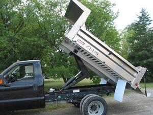 Aluminum Truck Decks In Stock