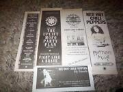 Red Hot Chili Peppers Lot