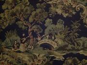 Oriental Toile Fabric