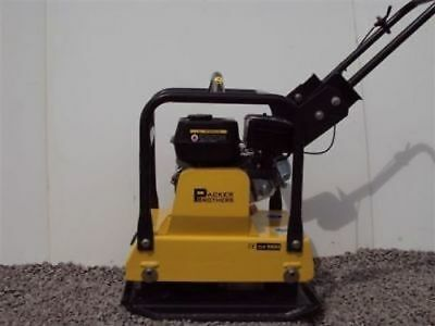 New Packer Brothers Pb220 Plate Compactor Tamper 5.5ohv