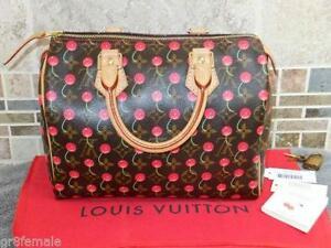 Louis Vuitton Cherry Sdy 25