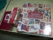 American Girl Trading Card Album