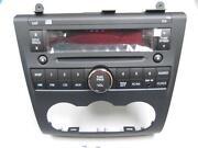 2012 Nissan Altima Radio
