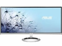 BRAND NEW ASUS MX299 WIDE SCREEN PC MONITOR