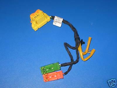 Original Audi A3 Cable Lead Set Airbag Steering Wheel 8p0971589r 8p0 971 589 R