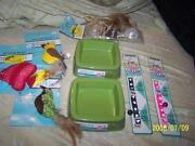 Lot Mixed Cat Toys